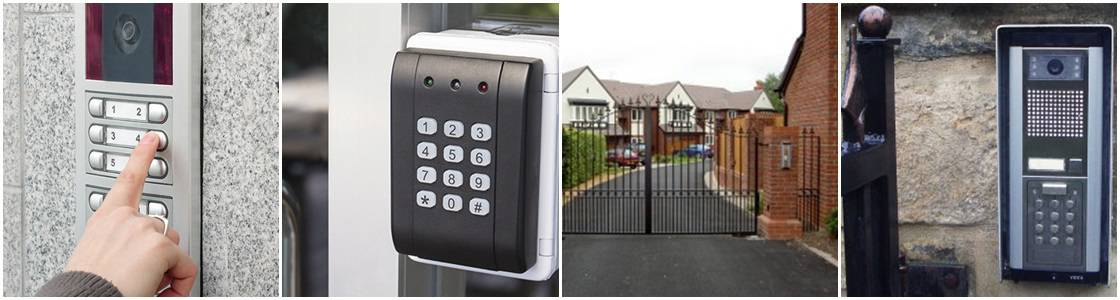 Access Control Systems - Glasgow