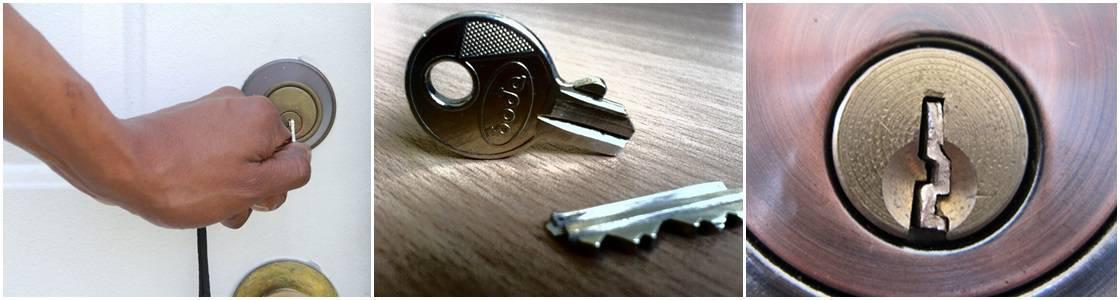 key snapped in deadlock